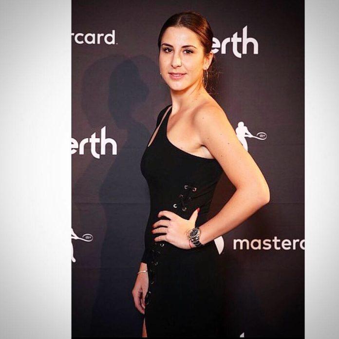 Belinda Bencic CelebritySphere
